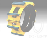 Guide Rings PMTD, Back-Up Rings PMTD